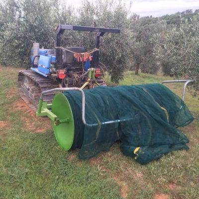 avvolgireti - Podere Fornelli, Casale Marittimo, Toscana
